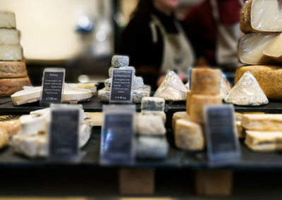 High-Quality Artisan Cheeses