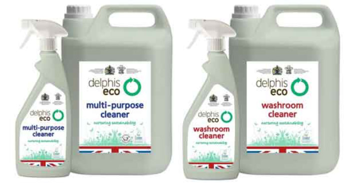 Delphis Eco UK Made Ecological Cleaning Products