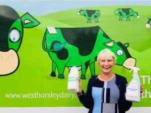 west horsley dairy environment